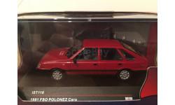 1/43 IST116 FSO Polonez Caro ИСТ, масштабная модель, 1:43, IST Models