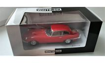 Jaguar E-Type Coupe 1962 Red, масштабная модель, scale24, WhiteBox