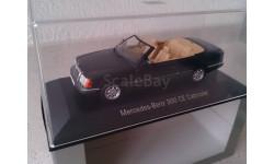 Mercedes 300 CE Cabriolet   распродажа части коллекции