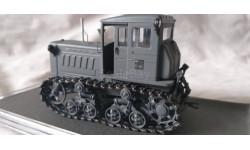 ДТ 74 серый, масштабная модель, RTM, 1:43, 1/43