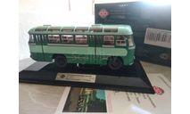 Павловский Автобус тип 652 1960 г., маршрут 'Санаторий - Заказ',, масштабная модель, DiP Models, scale43