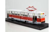 Трамвай КТМ-5М3 (71-605) Ленинград, маршрут 26, масштабная модель, Start Scale Models (SSM), 1:43, 1/43