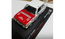 Opel Askona Rallye Monte Carlo 1972 1:43, масштабная модель, Altaya, scale43