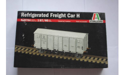 Refrigerated Freight Car H