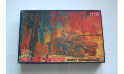 Sd.Kfz.234/4 ,Pakwagen,, сборные модели бронетехники, танков, бтт, 1:72, 1/72, Roden