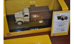 ГАЗ-51А, Бортовой грузовик, бежевый, DIP