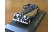 Hotchkiss  Languedoc 1949 Norev, масштабная модель, scale43