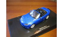 Mazda MX-5 2005 tuned AUTOART, масштабная модель, scale43