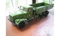 КРАЗ-257 SSM, масштабная модель, scale43
