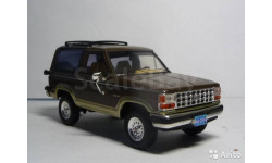 Ford BroncoII 1989 PremiumX, масштабная модель, 1:43, 1/43, Premium X