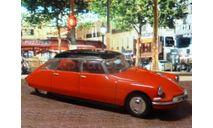 CITROEN ID 19 1962 UNIVERSAL HOBBIES, масштабная модель, 1:43, 1/43, Citroën