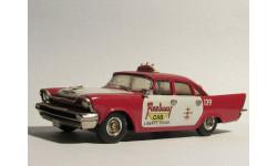 De Soto Firesweep 1957 US taxi Western Models, масштабная модель, 1:43, 1/43