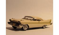 Plymouth Belvedere 1958 Western Models, масштабная модель, 1:43, 1/43