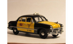 Ford Fordor 1950 taxi, масштабная модель, 1:43, 1/43, First Recponce