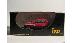 Talbot Samba rallye Ixo, масштабная модель, 1:43, 1/43