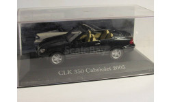 Mercedes – Benz CLK cabriolet 2005, масштабная модель, 1:43, 1/43, Atlas