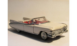 1 43 Cadillac 1959 Franklin Mint, масштабная модель, 1:43, 1/43