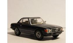Mercedes – Benz 350SL CONVERTIBLE HARD TOP 1971 Altaya, масштабная модель, scale43