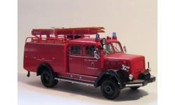 Magirus Deutz 150 D 10 F Tlf16 Fire Engine Neumarkt, масштабная модель, Signature, scale43