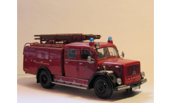 Magirus-Deutz 150D10 TLF 16 Fire Truck 1965, масштабная модель, Minichamps, scale43