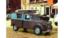 CITROEN 2 CV AZUL Norev, масштабная модель, Citroën, scale43