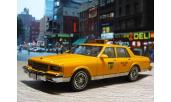 Chevrolet Caprice NY taxi Neo, масштабная модель, scale43