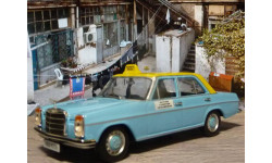 MERCEDES 200 D TAXI PERAK MALAISIE 1975 Altaya, масштабная модель, 1:43, 1/43, Mercedes Benz