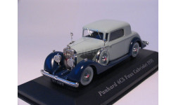 Panhard 6CS Faux Cabriolet, 1935, IXO/ Altayа, масштабная модель, scale43