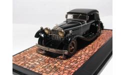 Mercedes-Benz «Mannheim» Roadster, 1931, Tin Wizard