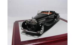 Hispano Suiza HS-K6 Brandone Cabrio,1935, Ilario Chromes