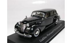 Cadillac Fleetwood V18 Limousine, 1939, IXO/Altaya