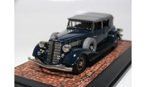 Buick 4-door Phaeton M-98C, 1934, Brooklin Models, масштабная модель, 1:43, 1/43