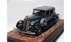 Buick 4-door Phaeton M-98C, 1934, Brooklin Models, масштабная модель, scale43