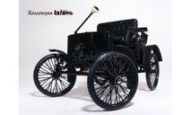 Packard Model A1, 1899, Franklin Mint, масштабная модель, scale16