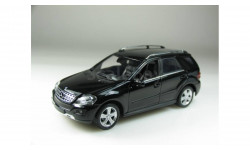Mercedes-Benz ML320 CDI (W163), 2008, Minishamps, масштабная модель, 1:43, 1/43