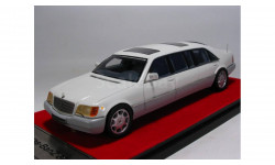 Mercedes-Benz 600SEL (W140) Pullman-Limousine, 1995-1998, China Hand-made