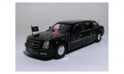 Cadillac Presidential Limousine, 2009,  LUXURY, масштабная модель, 1:43, 1/43