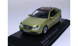 Mercedes-Benz Sportcoupé (CL203), Minichamps