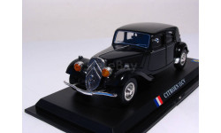 Citroen III, журнал 'Car Collection' №34, delPrado
