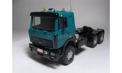 МАЗ-642508 (6х6) седельный тягач