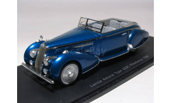 Lancia Asturia Type 233C Pininfarina, 1936, масштабная модель, 1:43, 1/43