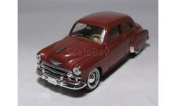 Chevrolet sedan, 1950, Solido, масштабная модель, 1:43, 1/43