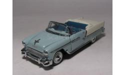 Chevrolet Bel Air Convertible, 1957, масштабная модель, 1:43, 1/43, Franklin Mint