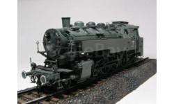 Модель паровоза BR86, 1:72