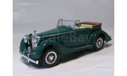 Bentley 4 1/4 Litre, Universal Hobbies, масштабная модель, 1:43, 1/43