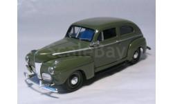 Ford Tubor Sedan Super Deluxe , 1941 год