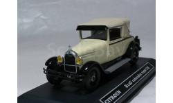 Citroen B14G cabriolet, 1928 год, UH, масштабная модель, Citroën, Universal Hobbies, 1:43, 1/43