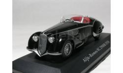 Alfa-Romeo 8C 2900B, 1938 год, 1:43, IXO / Altaya