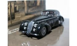 Alfa-Romeo 8C 2900B Lungo (1938), Minichamps, масштабная модель, Alfa Romeo, 1:43, 1/43