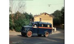 ГАЗ-51А АВТОЗАК, масштабная модель, 1:43, 1/43, Конверсии мастеров-одиночек